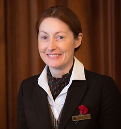 Catherine Kenny Rooms Division Manager, Ashford Castle, Co. Mayo