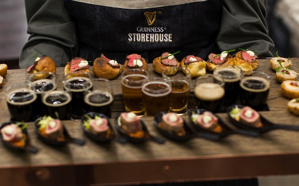 Seasons at Guinness Storehouse Dublin 8