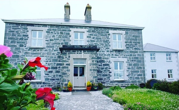 Treasa Joyce Owner, Kilmurvey House, Co. Galway