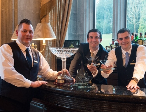 Adare Manor wins six awards at National Cocktail Championships