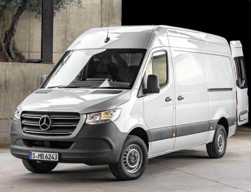 New Mercedes-Benz Sprinter to launch in June