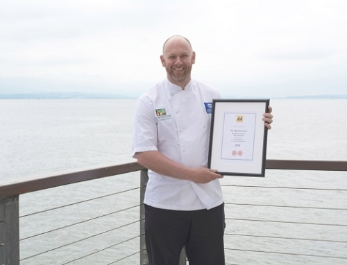Redcastle Hotel scoops second Rosette