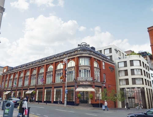 Hard Rock International announces first Dublin hotel