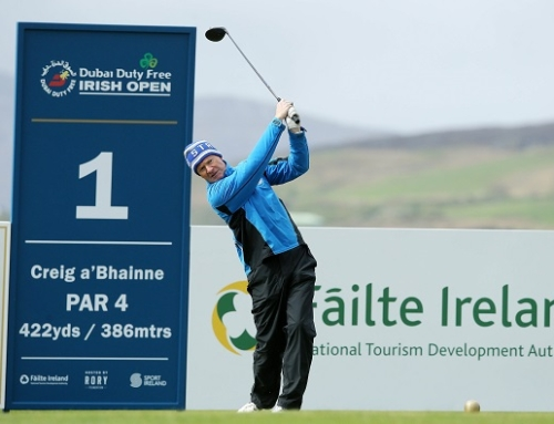 Ireland moving up in global golf tourism leaderboard