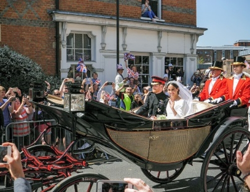 Royal visit to provide tourism boost