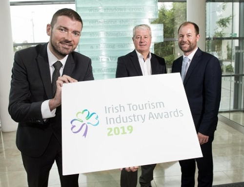 Minister Griffin launches Irish Tourism Industry Awards