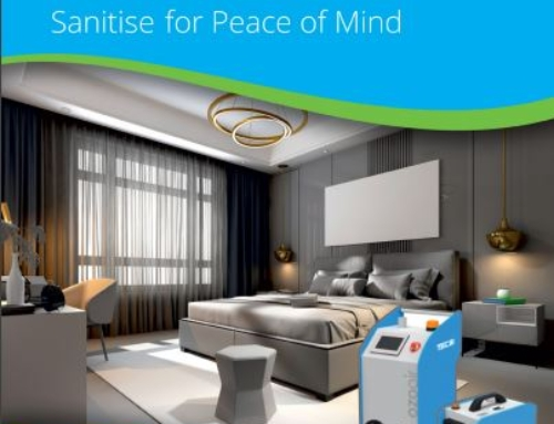 O3 Sanitise Solutions Supporting the Hospitality Sector