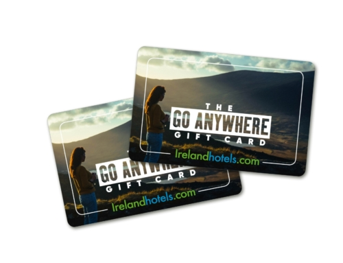 """Go Anywhere"" gift card"