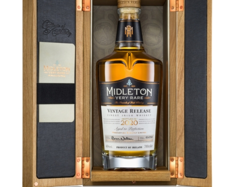 The Pinnacle of Irish Whiskey, MIDLETON VERY RARE, releases exceptional 2020 vintage