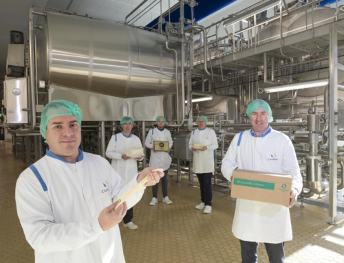 Carbery Group's €78m expansion is complete and new mozzarella plant now operational