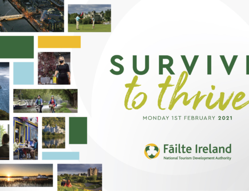 Fáilte Ireland announces details of new €55million business continuity scheme for the tourism sector