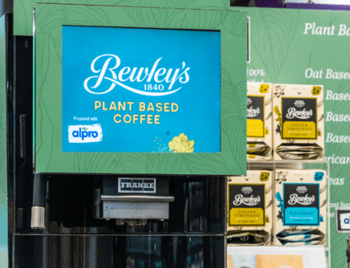 Bewley's have announced a partnership with dairy-free category leader Alpro