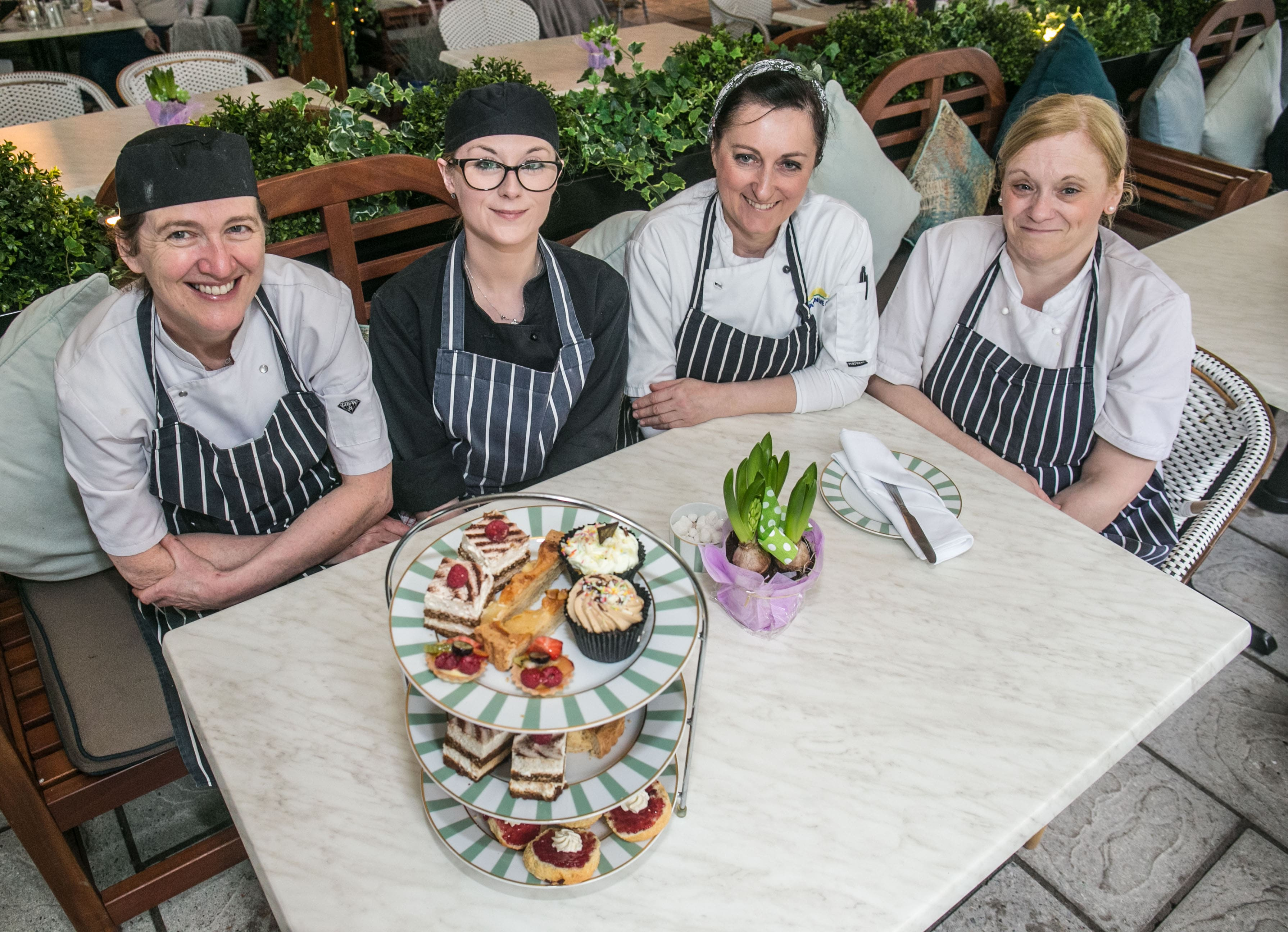 Sweet deal for Flynn Family Newpark Hotel for International Women's Day