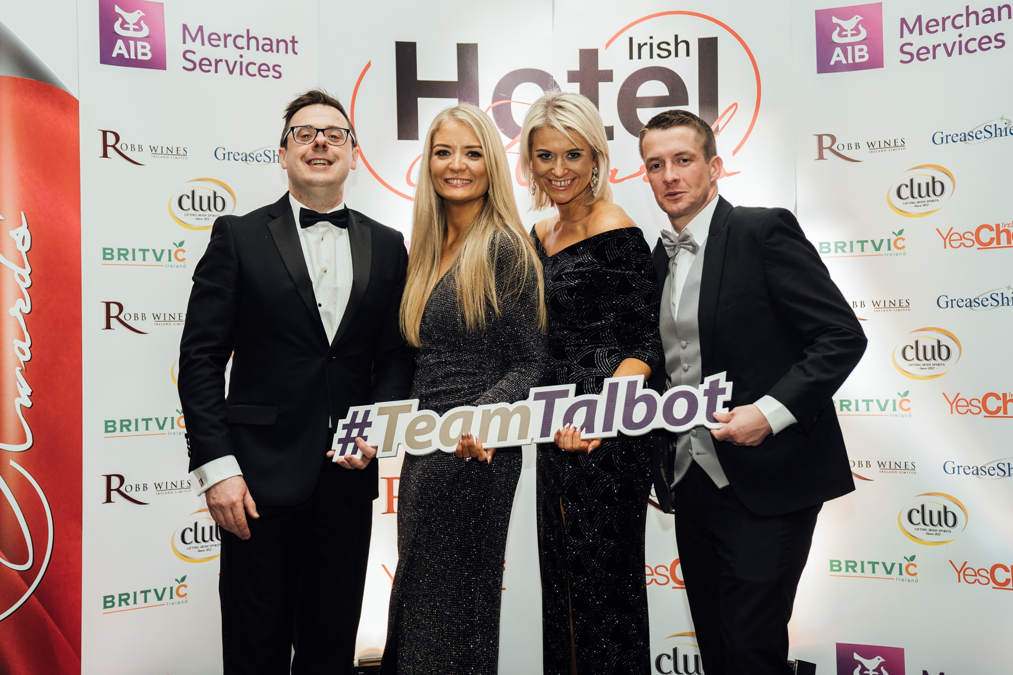 The Talbot Collection wins big at annual Irish Hotel Awards