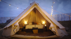 Glamping Suite at the Armada Hotel