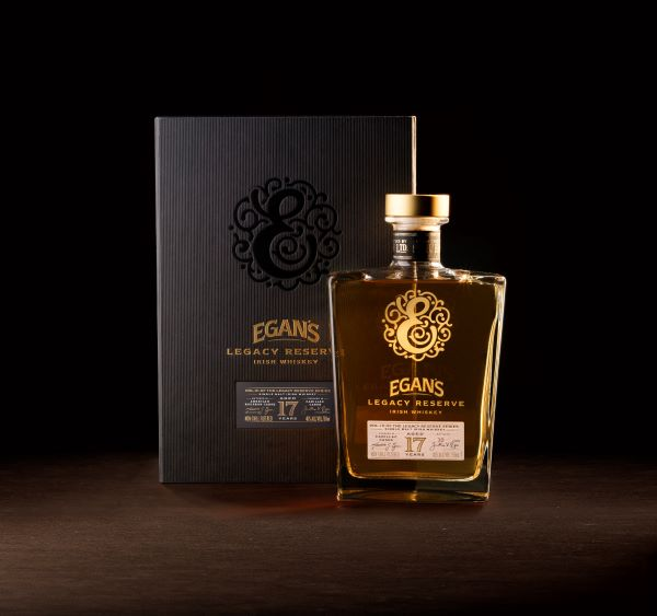 EGAN'S IRISH WHISKEY LAUNCHES LIMITED EDITION LEGACY RESERVE III