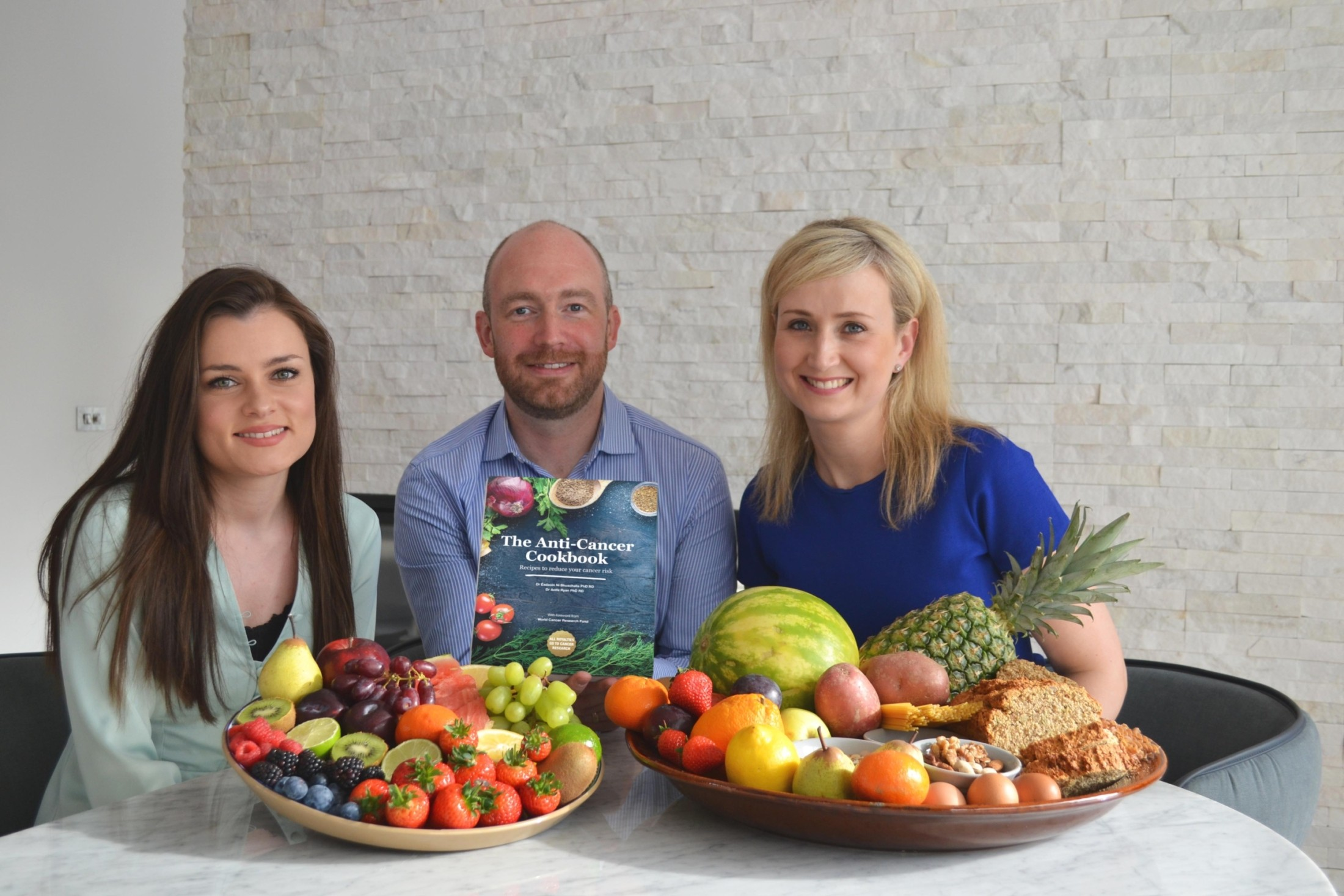 Healthy Eating Cookbook released for Cancer Prevention