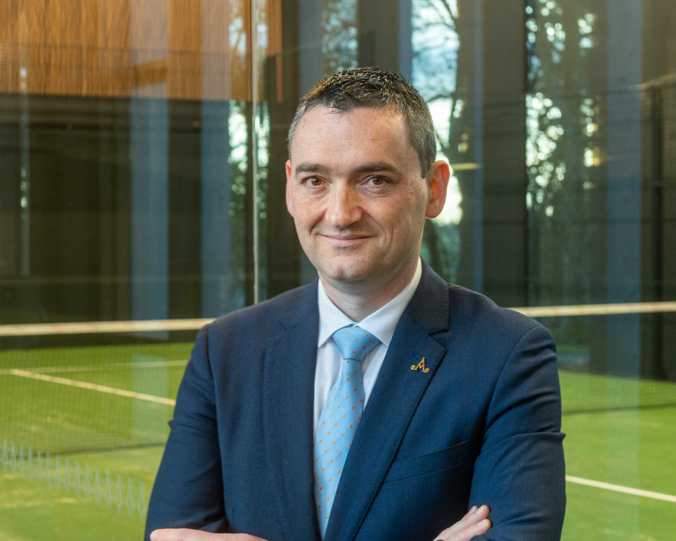 Brendan O'Connor announced as new General Manager of Adare Manor