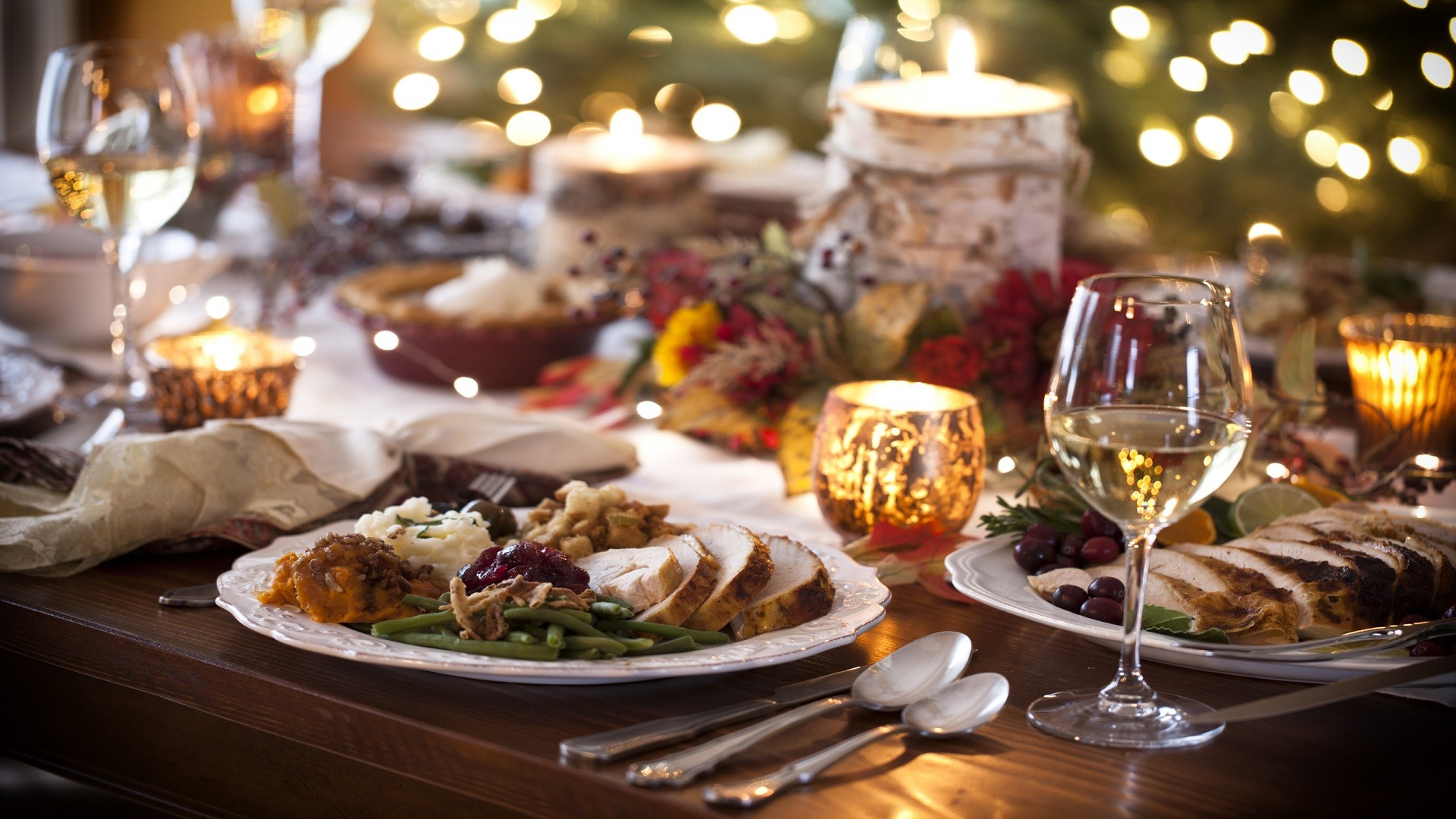 Sumptuous Christmas Day Dinner Hampers from Castle Leslie Estate