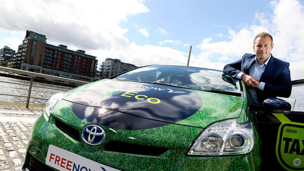FREE NOW TO INVEST €6 MILLION IN TO HOME CHARGERS FOR IRISH TAXI DRIVERS