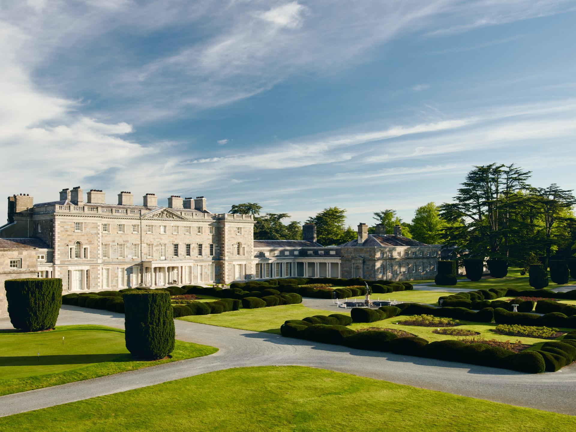 Carton House, a Fairmont Managed Hotel reopens this summer after an extensive 2 year, multi-million euro refurbishment