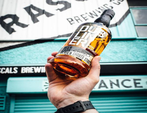 THE DUBLINER IRISH WHISKEY COLLABORATES WITH RASCAL'S BREWERY TO  CREATE A LIMITED-EDITION BEER CASK SERIES