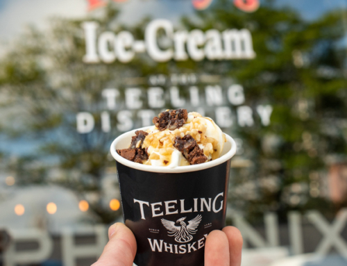 TEDDY'S AT TEELING  The iconic ice cream now available in the heart of Dublin 8!  (Yes – there's flakes!)